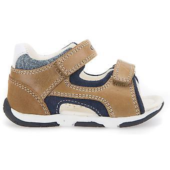 Geox pojkar Tapuz B820XC sandaler karamell