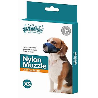 Pawise Adjustable Nylon Muzzle (Dogs , Collars, Leads and Harnesses , Muzzles)