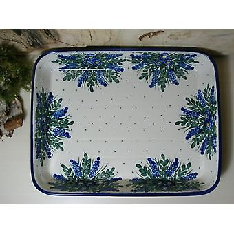 Pan / casserole dish, 23 x 29 cm, 4,5 cm high, unique 45 - BSN 6516