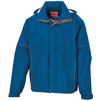 Result Mens Urban Fell Lightweight Technical Waterproof Rain Coat Jackets