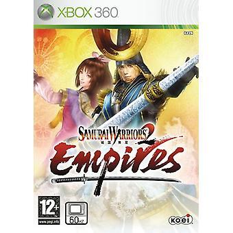 Samurai Warriors 2 Empires (Xbox 360)-fabriek verzegeld