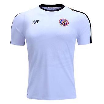 2018-2019 كوستاريكا قميص بعيداً