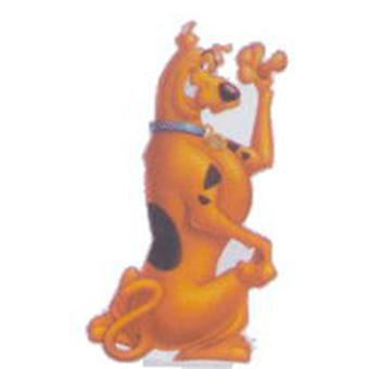 Scooby Doo Karton Ausschnitt