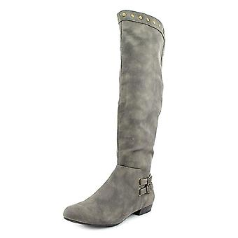 Cliffs by White Mountain Womens flossy Closed Toe Knee High Fashion Boots
