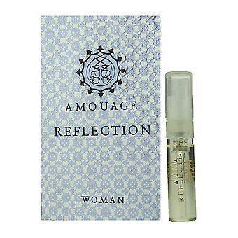 """Amouage """"Reflexion"""" Eau De Parfum Spray für Frau .05oz Vial (Original-Formel)"""