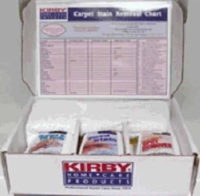 Kirby Vacuum Cleaner Carpet First Aid Kit
