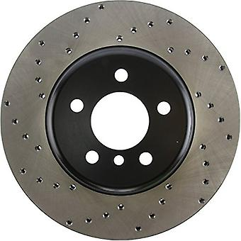 StopTech 128.34133R Sport Drilled Rotor, Right