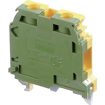 ABB 1SNA 165 115 R1000 PG terminal 10 mm Screws Configuration: Terre Green-yellow 1 pc(s)