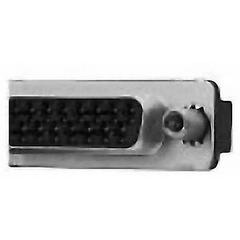 TE Connectivity AMPLIMITE HD-20 5747091-2 D-SUB gniazda 180 ° Liczba pinów: 9 Drukuj 1 szt.)