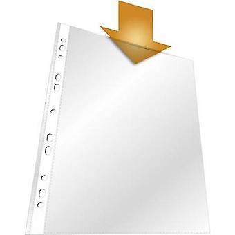 Kestävä 2659-19 Platic lompakot A4 pakkaus 100