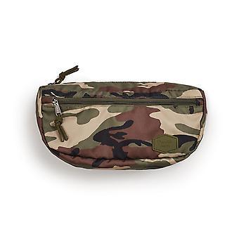 Brixton Barnes Hip Pack Convertible Cross Body Bag Camo