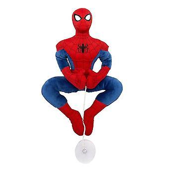 Spiderman Plüsch 25 cm mit Saugnapf