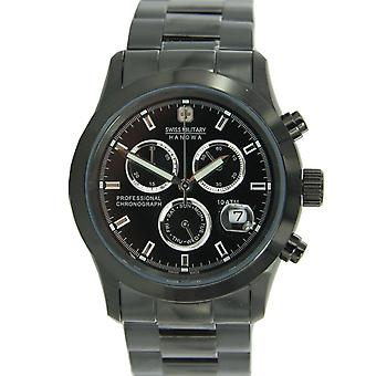 Swiss military Hanowa mens watch of 06-5115.13.007 sw/sw stainless steel