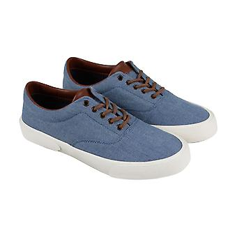 Unlisted by Kenneth Cole Agent Sneaker Mens Blue Low Top Sneakers Shoes
