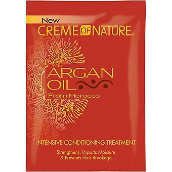 CREME de Nature traitement 1.75oz de conditionnement de l'huile d'Argan