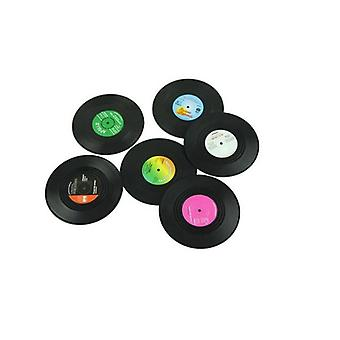 Coasters-Retro Vinyl record