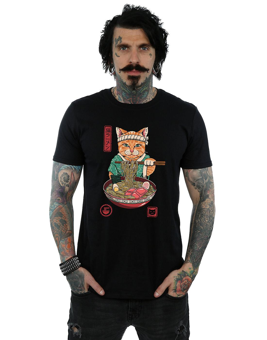 Vincent Trinidad Men's Neko Ramen T-Shirt