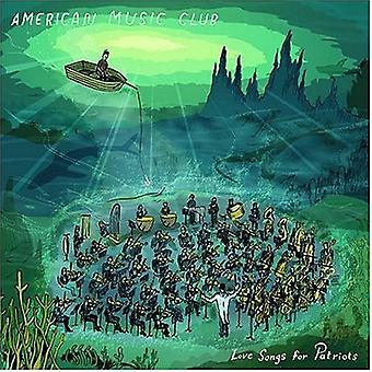 American Music Club - Love Songs for Patriots [CD] USA import