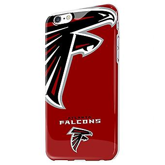5 Pack -Mizco Sports NFL Oversized TPU Case for Apple iPhone 6 / 6S (Atlanta Falcons)