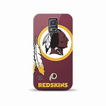 Mizco Licensed NFL TPU Gel Case for Galaxy S5 - Washington Redskins