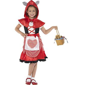 Miss Hood Kostüm