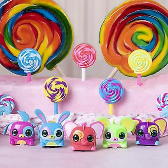Lollipets 1 Pack Assortment, Mixed Colours