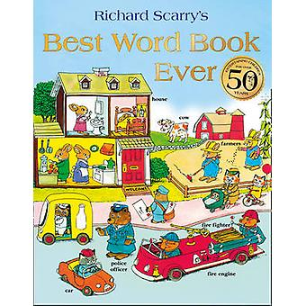 Best Word Book Ever by Richard Scarry - 9780007507092 Book