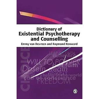 Woordenboek van existentiële psychotherapie en counseling door Emmy Van D