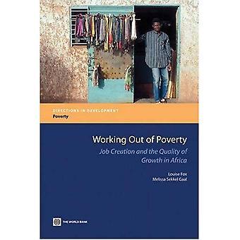 Travail hors de la pauvreté: création d'emplois et la qualité de la croissance en Afrique