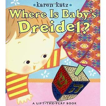 Där är barnets Dreidel?: en hiss-the-Flap-bok