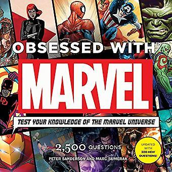 Obsesję na punkcie Marvel