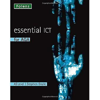 Essenziale ICT per AQA AS livello (libro di testo) (essenziale ICT)