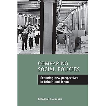 Vergleich der Sozialpolitik: Neue Perspektiven in Großbritannien und Japan erkunden