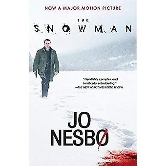 The Snowman (Movie Tie-In Edition) (Harry Hole)