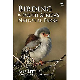 Birding in South Africa`s national parks