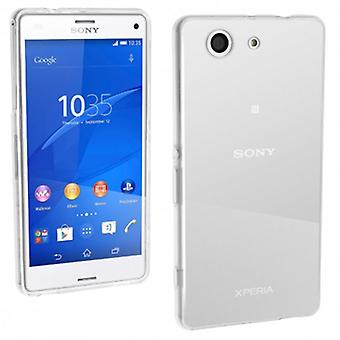 Silikon Skal Transparent Sony Xperia Z4 Compact (e5663)