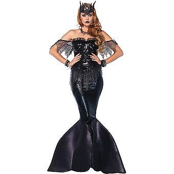 Dark Mermaid Adult Costume