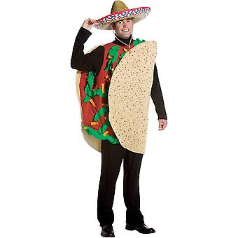 Taco Adult Costume - 21672