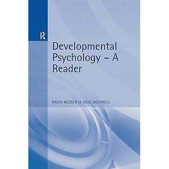 Entwicklungspsychologie A Reader von David Messer & David