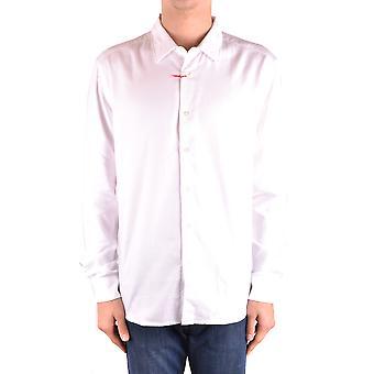 Altea Ezbc048101 Männer's weißes Baumwollhemd