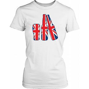 Great British Beer - lustigen Damen T Shirt