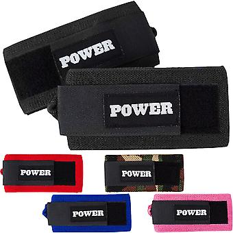 Sling Shot Power Wrist Wraps by Mark Bell - 20