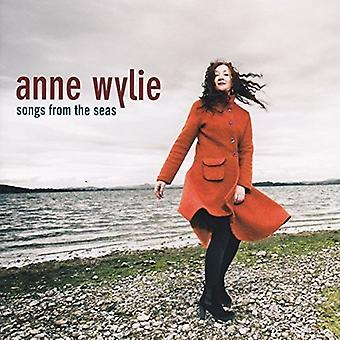 Anne Wylie - Songs From the Seas [CD] USA import