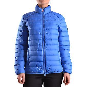 Invicta Ezbc254002 Mujer's Chaqueta azul nylon ropa exterior