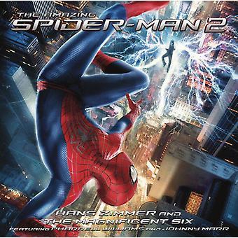 Utrolig Spiderman 2 - fantastiske Spiderman 2 [DVD] USA import