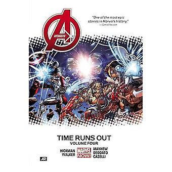 Avengers - Time Runs Out Vol. 4 - Volume 4 by Jonathan Hickman - Stefan