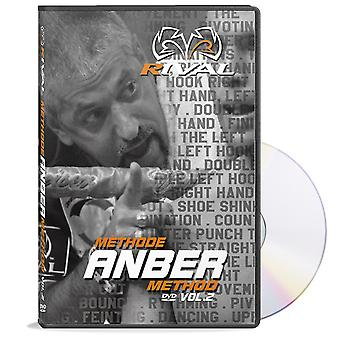 Rival Boxing Anber Method Volume 2 Boxing Training DVD