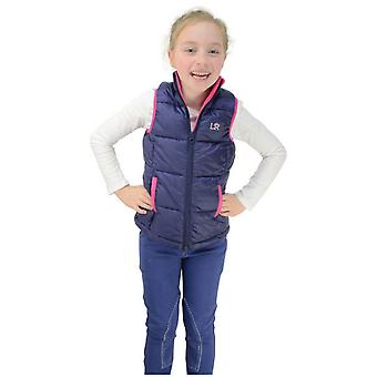 Little Rider Girls Annabelle Padded Gilet