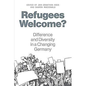 Accueillent des réfugiés?: différence et la diversité dans l'évolution Allemagne