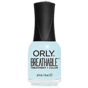 Orly BREATHABLE Treatment + Color - Morning Mantra (20958) 18ml